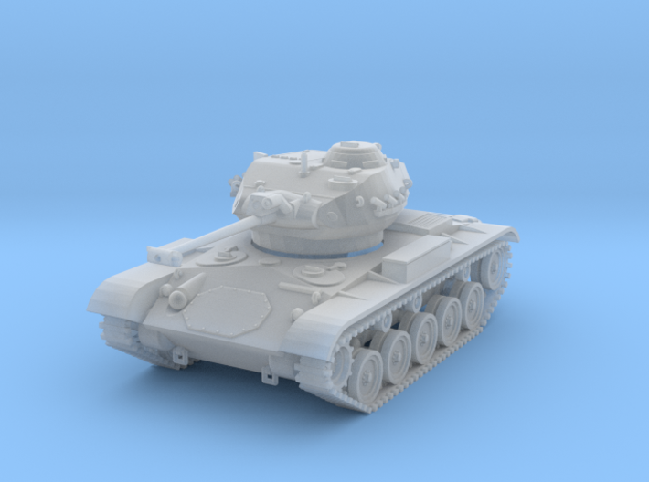 MV11B NM-116 Recon Vehicle (1/100) 3d printed
