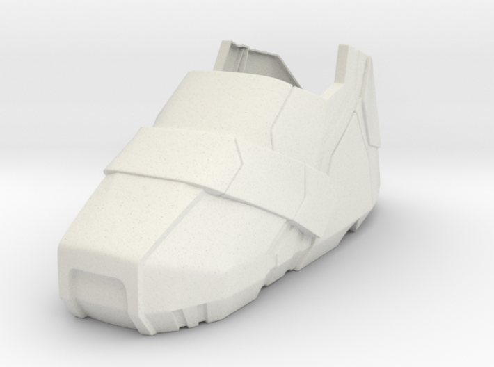 Shoe Left 3d printed
