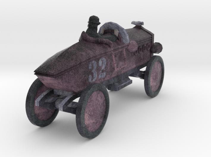 1930 Bix Racer 3d printed