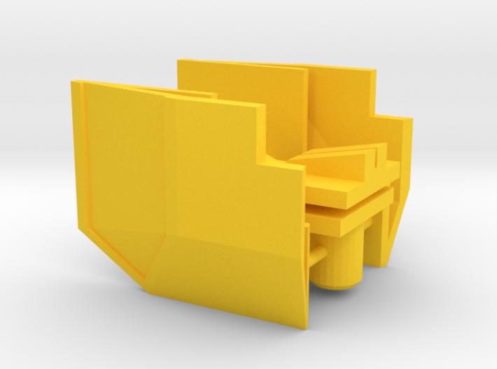 CW : Sunning kit for Sunstreaker 3d printed