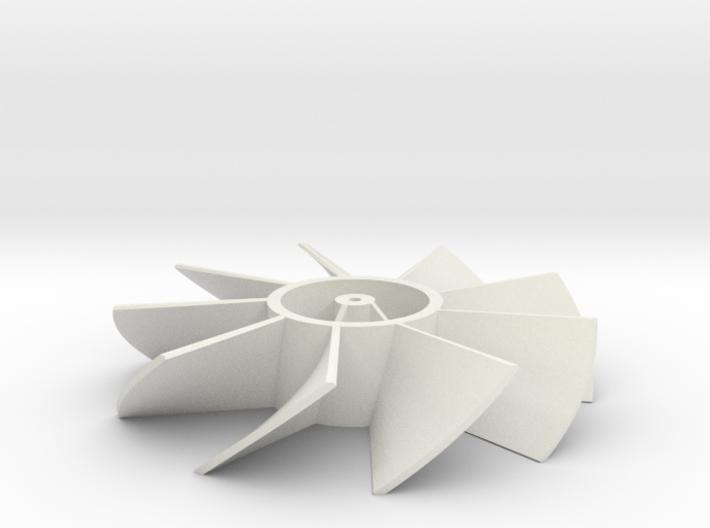 Fan Blades 3d printed