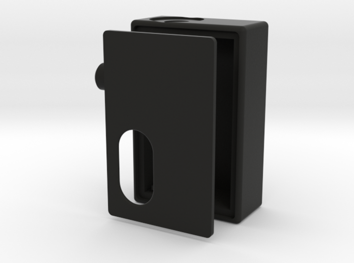 Box ONE meca BottomFeeder simple face 3d printed