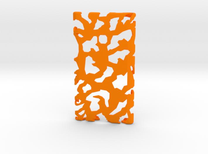 Lumia 900 Torn Grip 3d printed