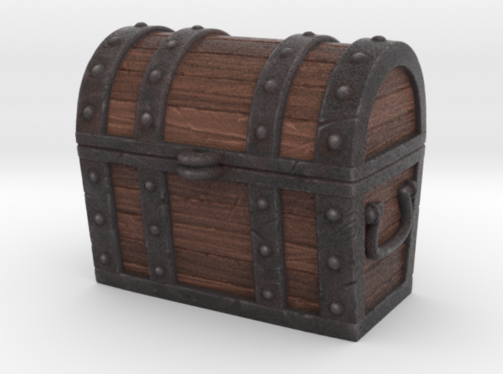 Chest - Large 3d printed