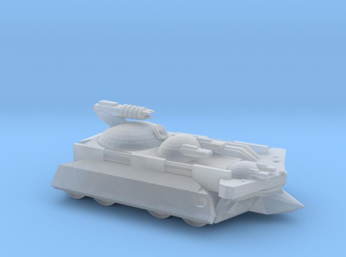 Random Sci-Fi Tank 3d printed