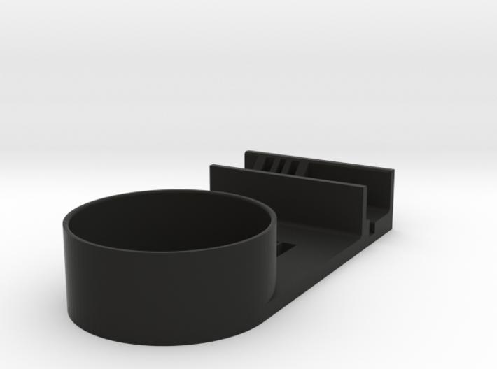 DJI Phantom 3 (ND-FIlter) Lens Cover & Gimbal Lock 3d printed