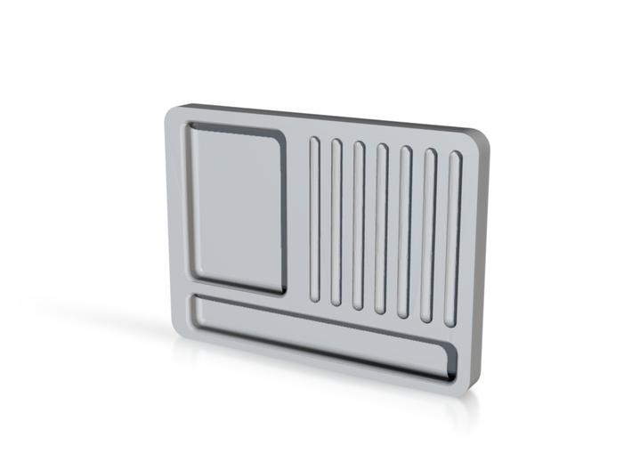 Pinning tray 3d printed
