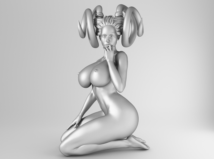 1/25 Evil Sexy Girl Pose 002 3d printed