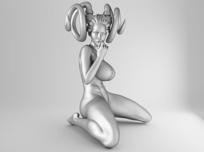 1/25 Evil Sexy Girl Pose 005 3d printed
