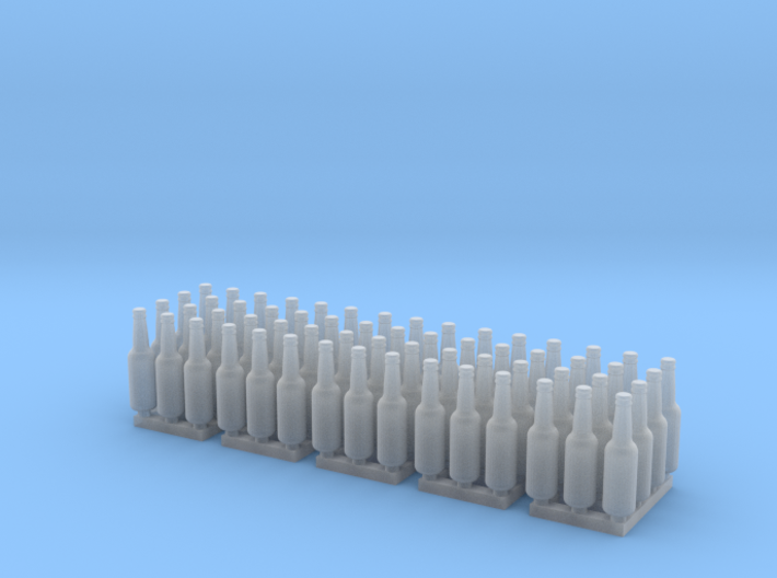 Beer Bottle LongNeck 330ml- 1:24 60ea 3d printed