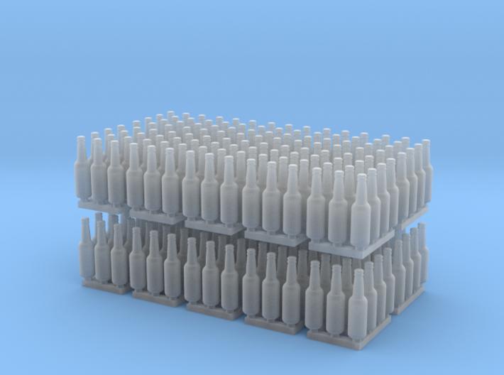 Beer Bottle LongNeck 330ml- 1:24 240ea 3d printed