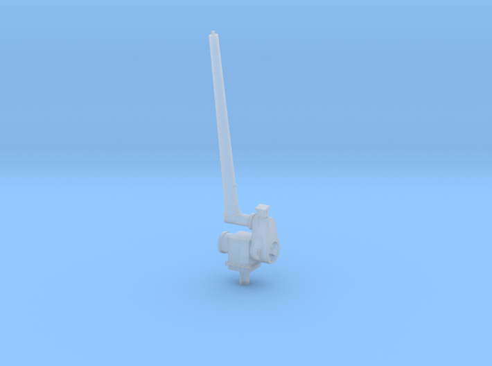 1/96 Aft Antenna - Single left 3d printed
