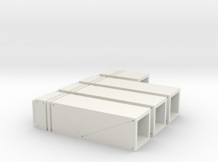 Querträger SB 4fach 3d printed