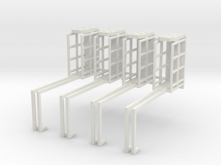 Hl-Blocksignal SB 4fach 3d printed