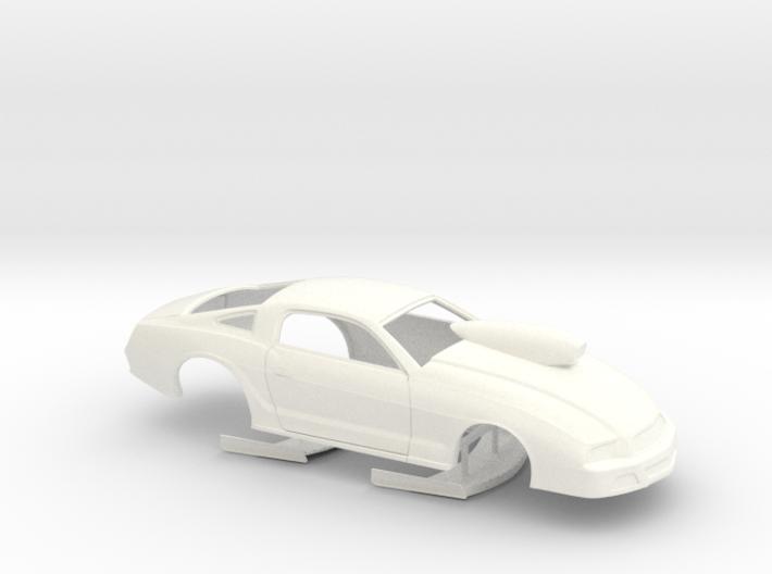 1/32 2013 Pro Stock Mustang 3d printed