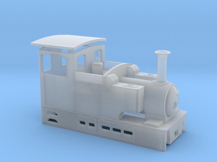 009 Irish Tram Engine 2 3d printed