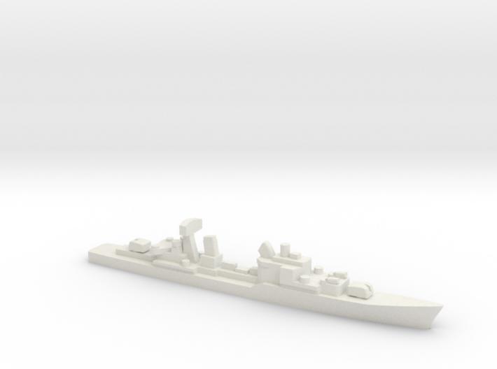 Friesland-class destroyer, 1/2400 3d printed