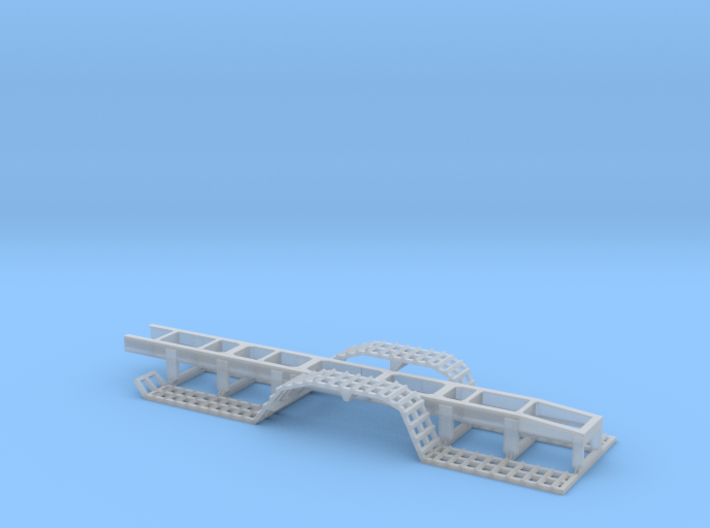 1/50 Rückerlader 2achs 3d printed