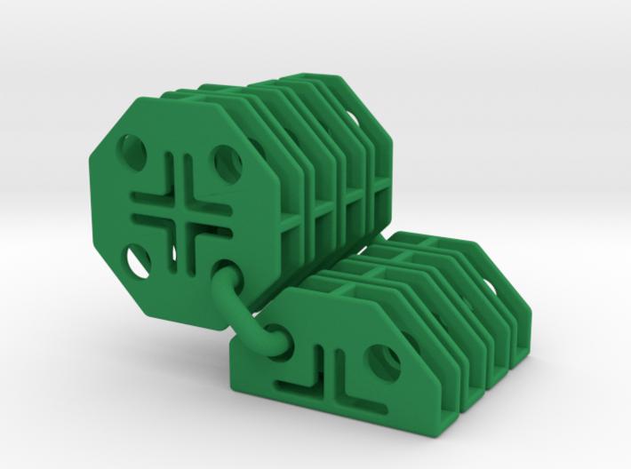 Tile links - HoN (8pcs) 3d printed
