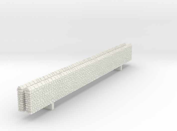 NvML20 Traditional walls kit 3d printed