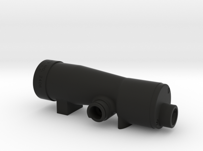 ESB M19 Scope Notch (Standard Version) 3d printed
