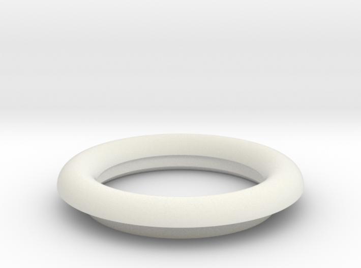 21mm EDF Intake Lip V1 3d printed