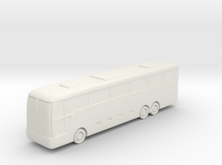 1:285 Large Bus 3d printed