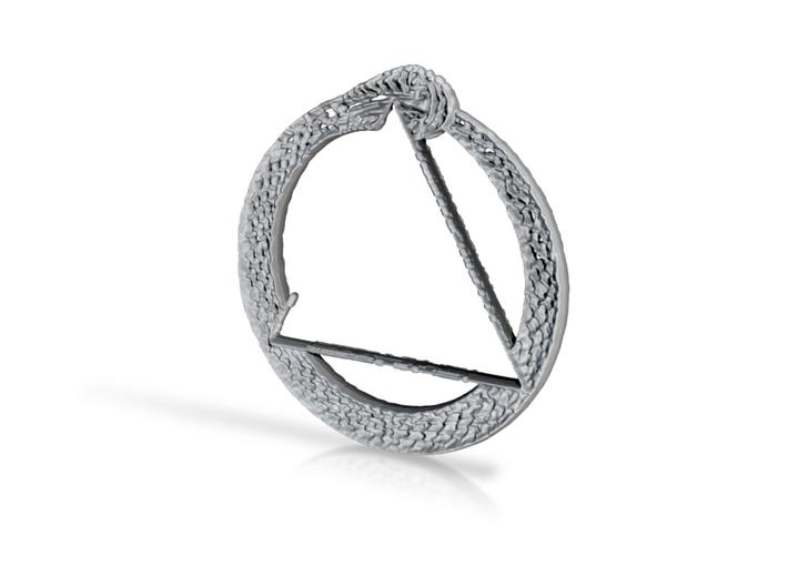 Nehashhhh 3d printed Bronze Serpent