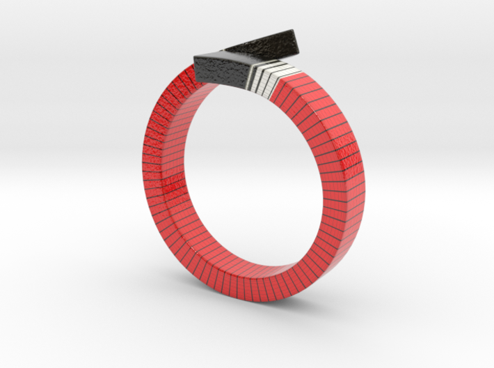 Attraction_Ring ...10% to unprivileged child 3d printed