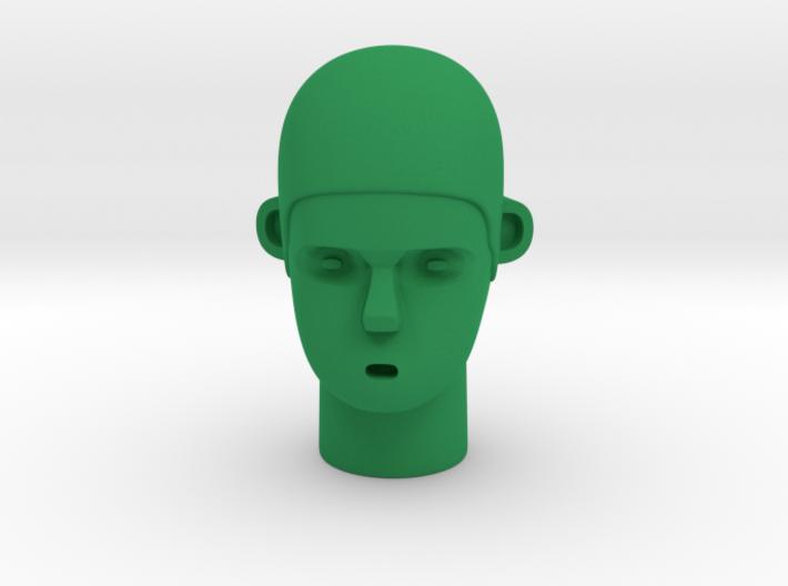 Skull Head 3d printed
