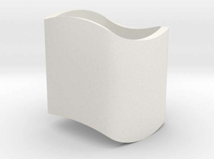 Ambiguous Cylinder Illusion 3d printed