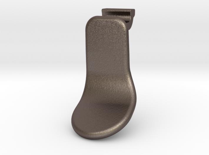 Elite Short Paddle Left 3d printed