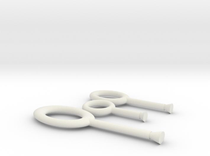 Hoops Ben 3d printed
