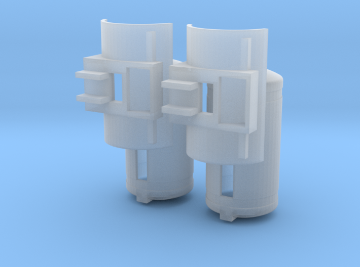 Agri Product Tank Pair 3d printed