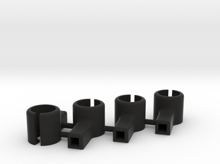 8.5mm Motor Mount Group 3d printed