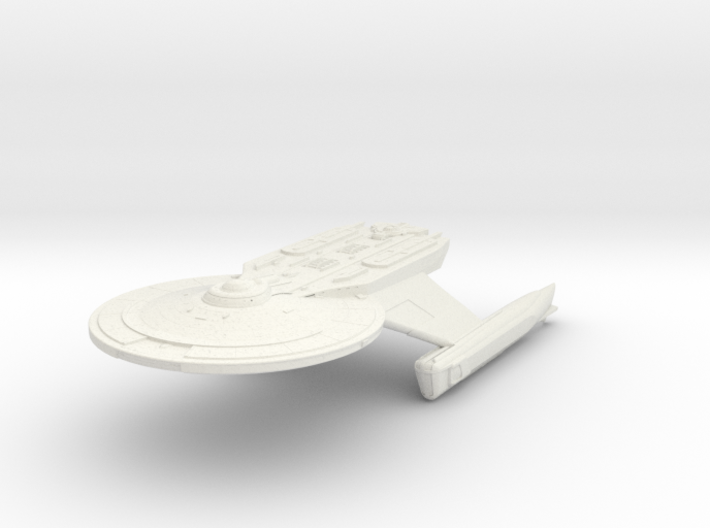 Baker Class IXA  Refit Destroyer 3d printed