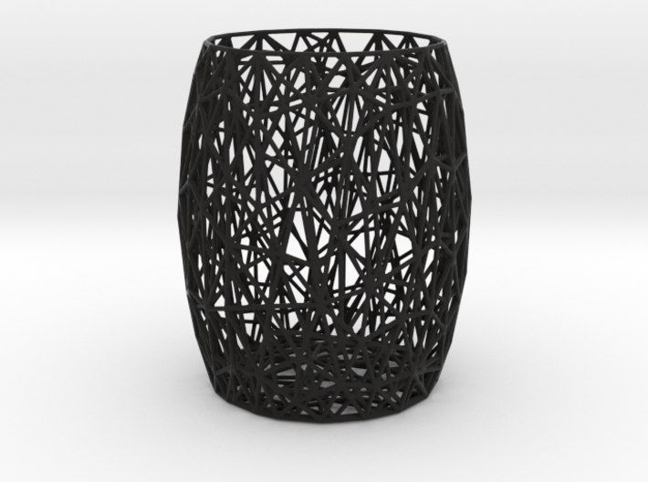 Voronoi Mesh Pencil Holder 3d printed