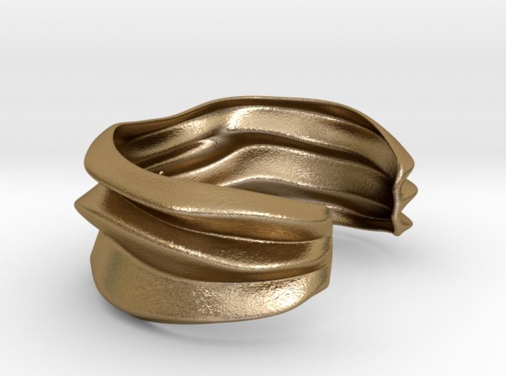 Lunar   Unisex Bracelet  3d printed