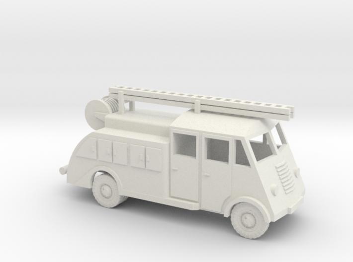 1/144 Renault AHN Fire Engine 3d printed