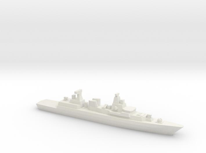 Brandenburg-class FFG, 1/1800 3d printed