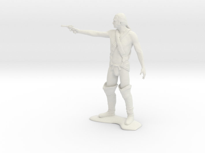 Sean Connery Zardoz 3d printed