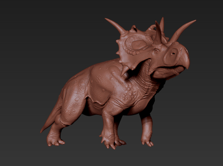 Xenoceratops (Small/Medium/Large size) (EH363G6CX) by kongtrex