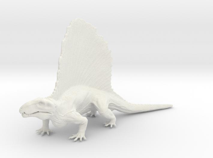 Dimetrodon (Small/Medium size) 3d printed