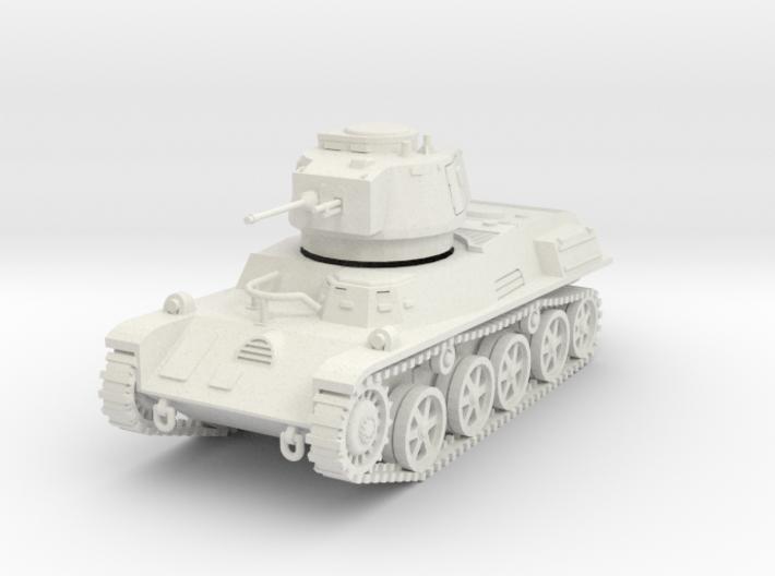 PV122 38M Toldi I Light Tank (1/48) 3d printed