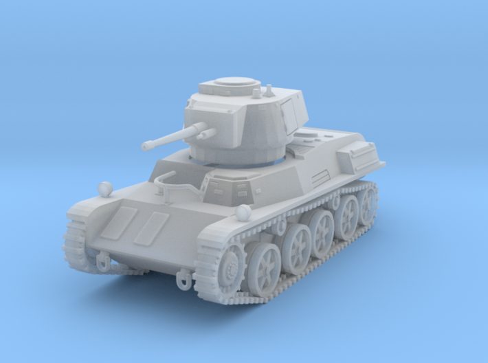 PV124B 38M Toldi III Light Tank (1/100) 3d printed