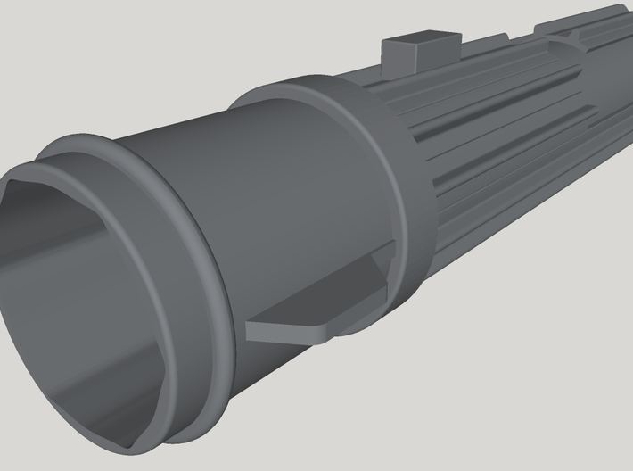 ROTJ EE-3 Barrel 3d printed