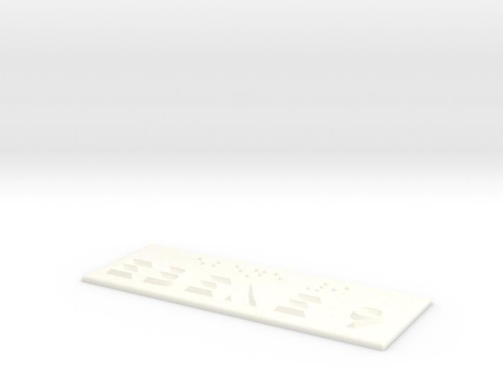 EBENE 9 3d printed