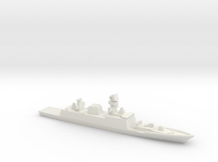 Shivalik-class frigate, 1/2400 3d printed