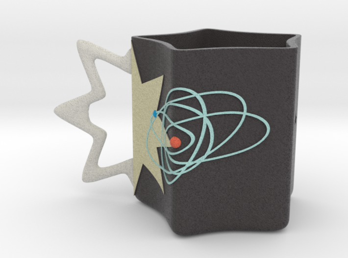 Mug color 3d printed
