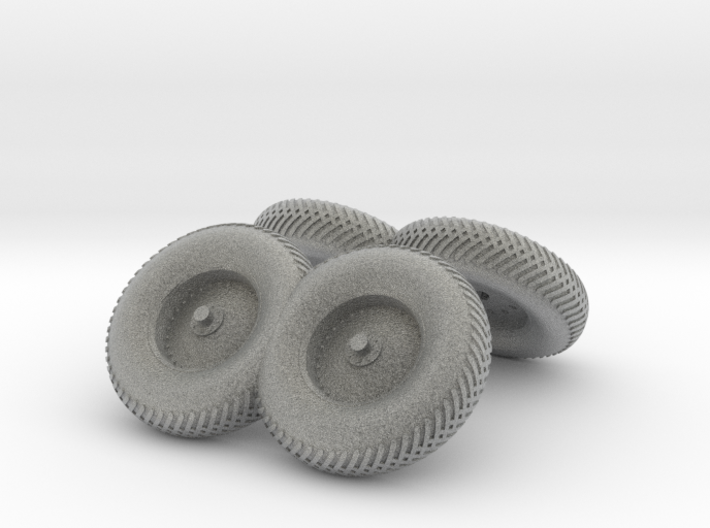 A15 To 17-Folded Wheels 3d printed
